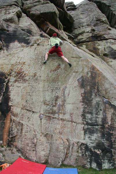 Finishing moves of Y Front Direct, V4.