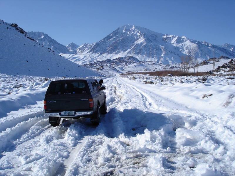 Buttermilk Road, January '06