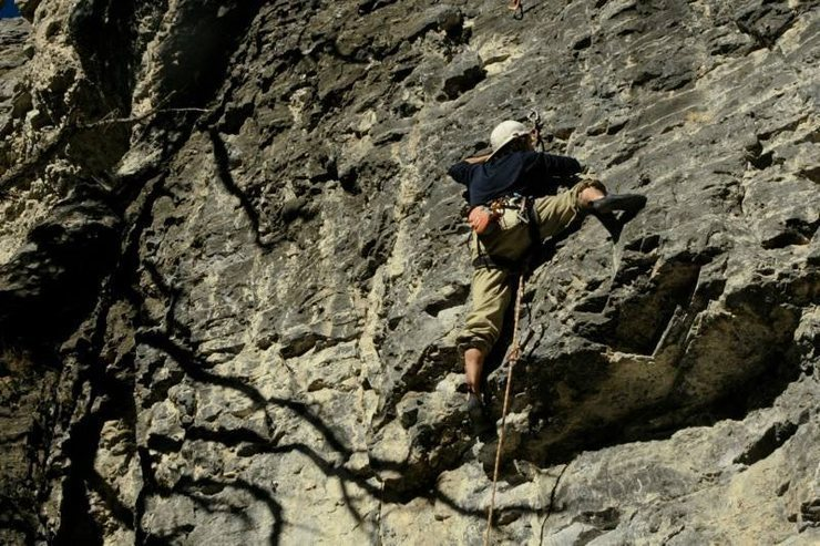 Max Peters leading Vaporous Apparition 5.9