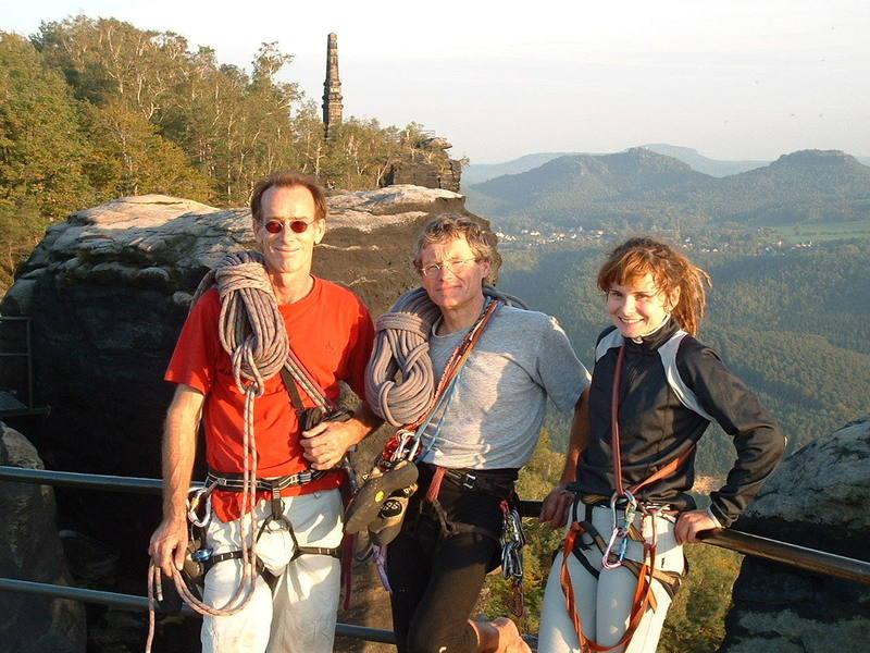 Jesse,Bernd & Anicka