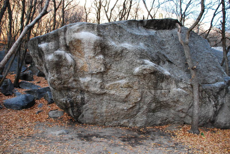 The Fly Boulder