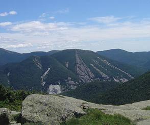 Mt. Colden's west face