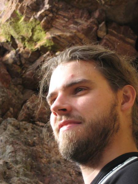 Profile profile.  Waiting for P4 re-written.  Taken by Tristan Paddock.