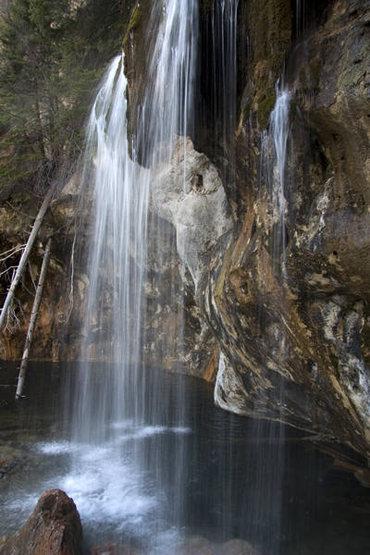 Hanging Lake. Photo: Dave Fiorucci