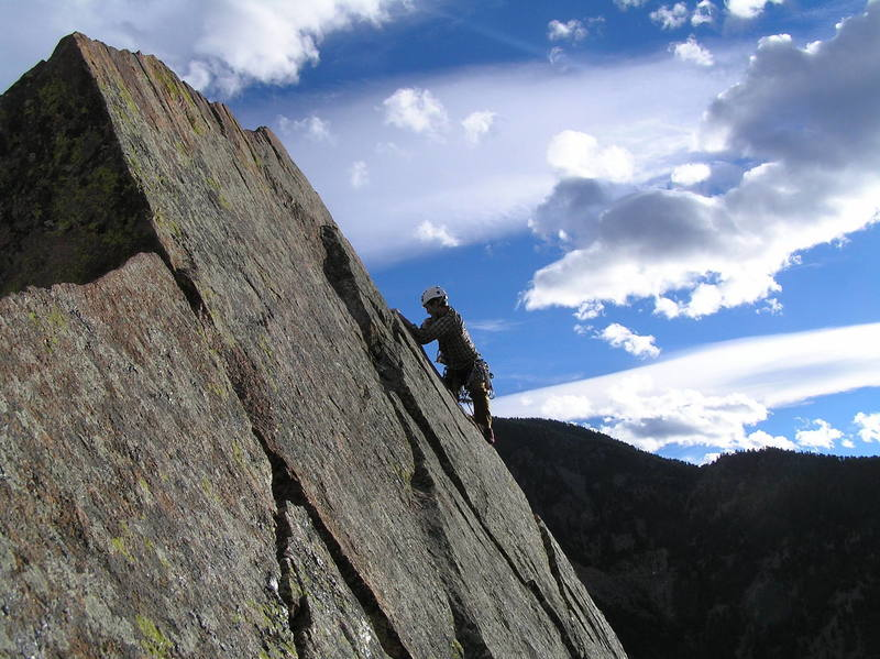 Tom on the spur's dramatic last pitch.