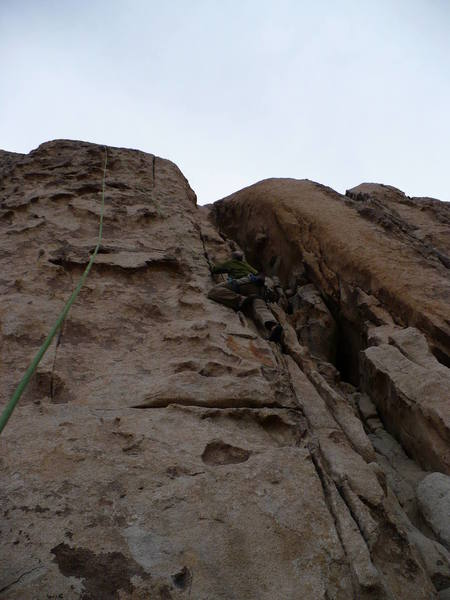 A quick TR on Chili Dog, DQ Wall, Jtree before heading out.