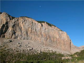 I told you there was rock to climb in Montana!