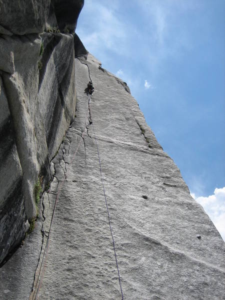 Ryan leading the 2nd pitch
