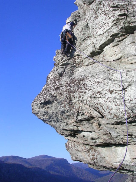 Linville Gorge, The Prow