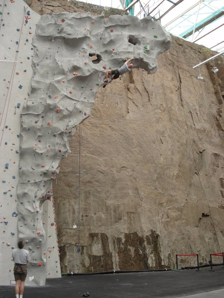 Crux sequence 2
