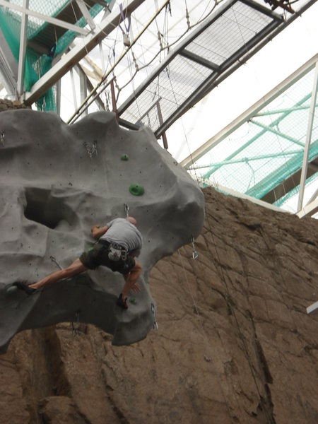 Crux sequence 7