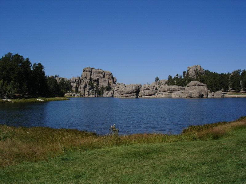 Sylvan Lake & Outlets