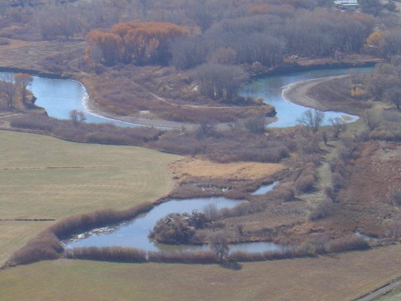 River view, East Animas 2007