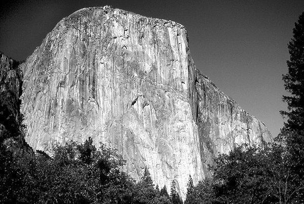 El Capitan.<br> Photo by Blitzo.