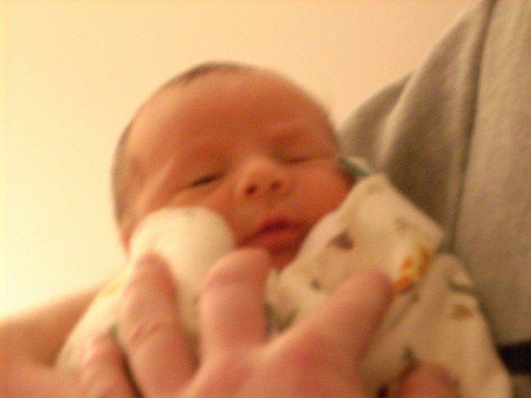 My Daughter born 12-26-07 5lbs 3oz. Annie