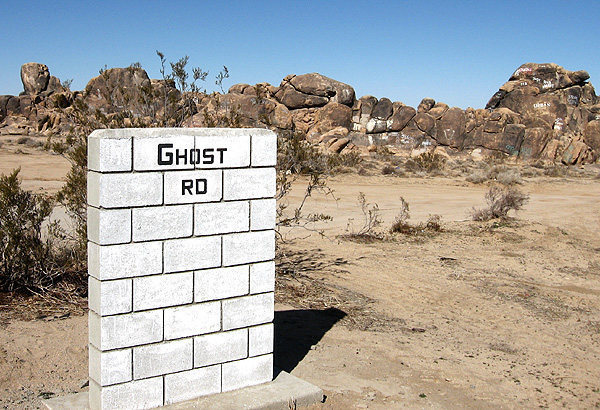 Ghost Road.<br> Photo by Blitzo.