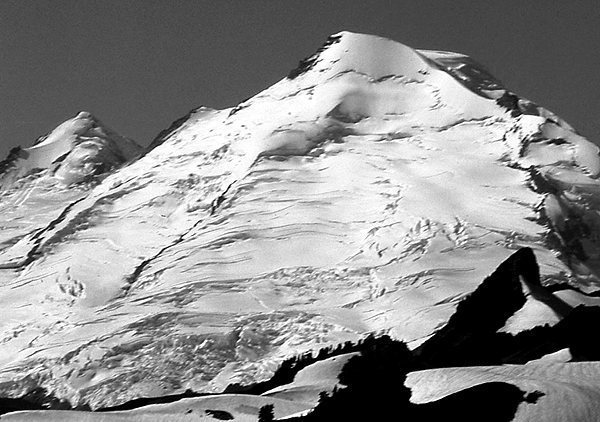 Mt. Baker 1976.<br> Photo by Blitzo.