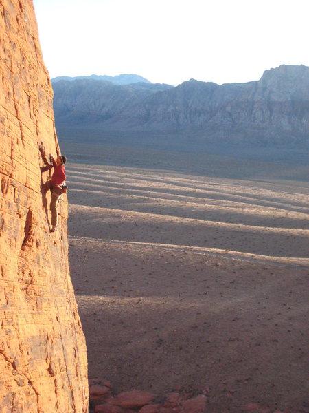 Plastic People, Red Rocks, Las Vegas, Nv.