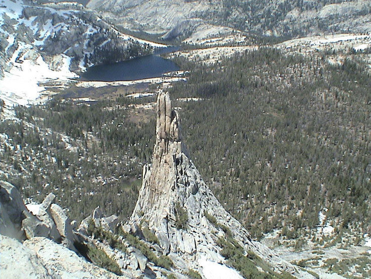 Eichorn's Pinnacle.
