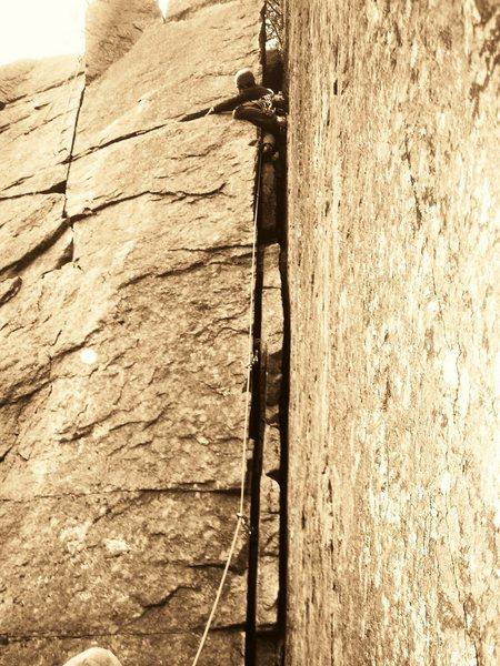 canada cliff acadia maine