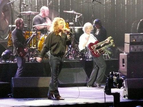 Led Zeppelin London Dec 10th 2007