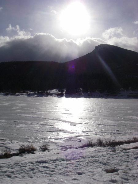 2/10/07, Lily Lake.