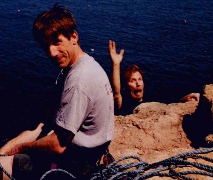 Otter Cliff Shenanigans