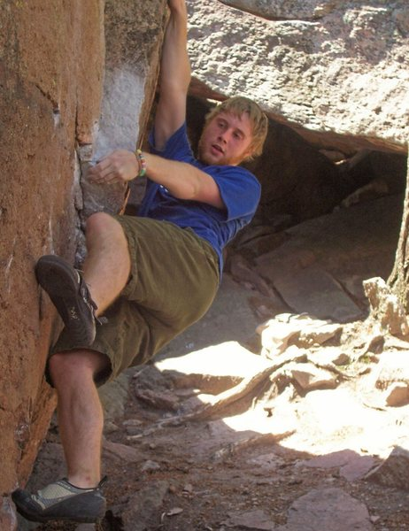 flatirons bouldering, CO