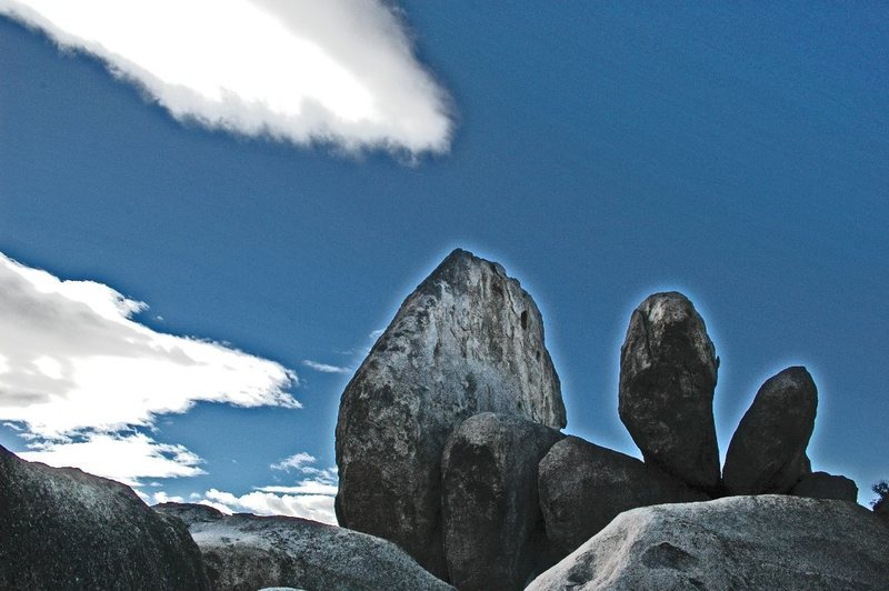 The magical and mysterious Druid Stones