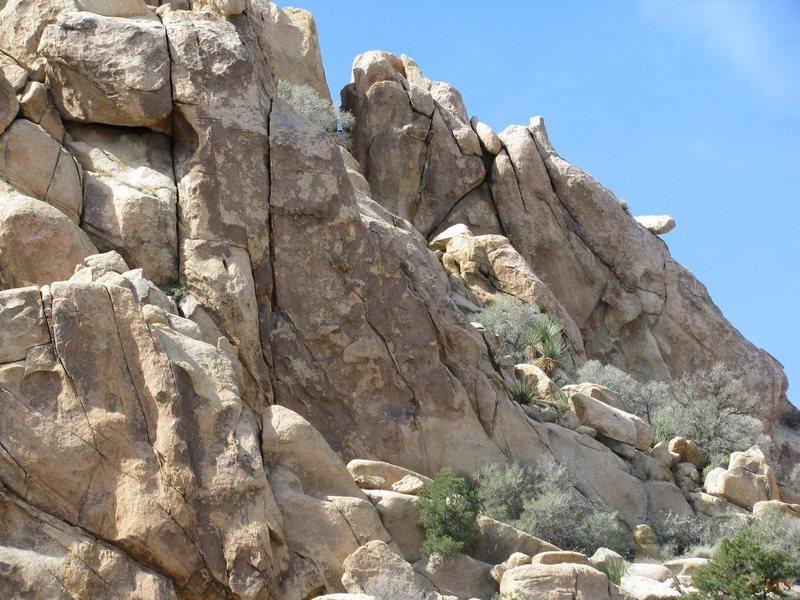 Lower Cow Rock