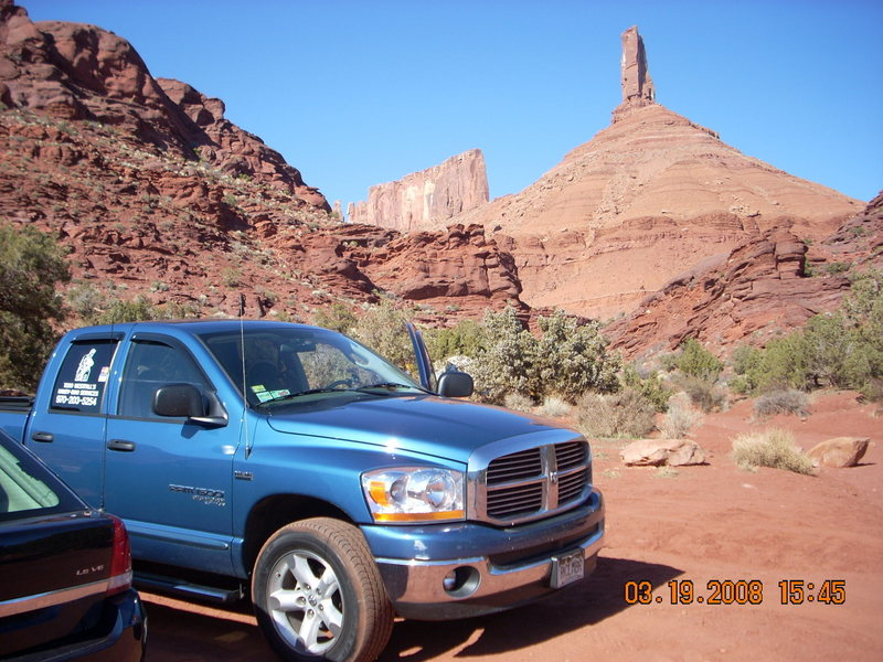 Yes I like my truck and the places I climb....