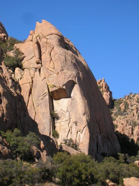 Beeline 5.9--Cochise Stronghold, East side, AZ
