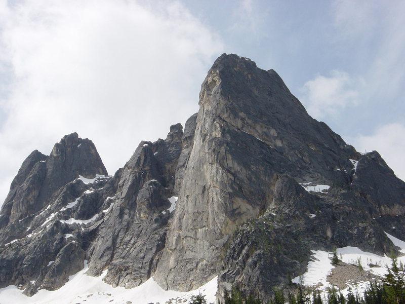 Washington Pass overview