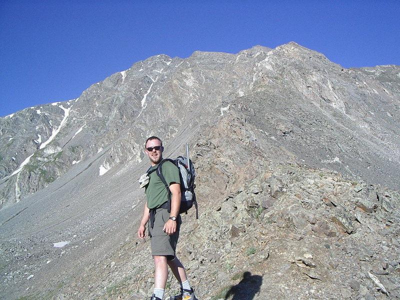 Starting Kelso Ridge