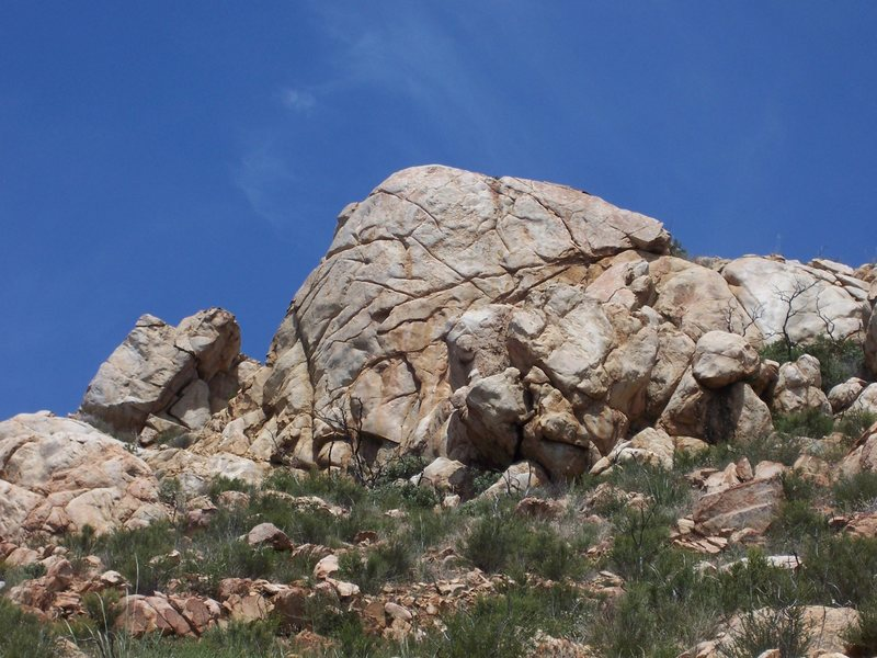 Scaly Rock.
