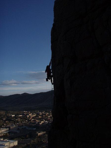 'off guard' (I think) at Golden Cliffs
