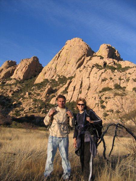 Uyeforia 5 pitch climb on Sheepshead Portal-Cochise Stronghold