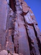 Rock Climbing Photo: Ryan on Neat