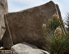 """Rock Climbing Photo: """"Flight Attendant"""". Photo by Blitzo."""