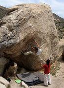 """Rock Climbing Photo: """"Chilli Sauce"""". Photo by Blitzo."""