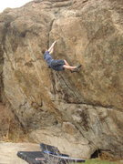 Rock Climbing Photo: Center line.