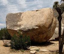 Rock Climbing Photo: Master Boulder-West Face. Photo by Blitzo.