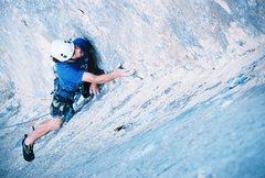 Rock Climbing Photo: Ben I. Jan 08
