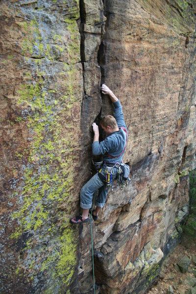 Rock Climbing Photo: May 08