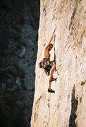 Rock Climbing Photo: Ben I. somewhere in mexico