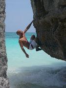 Rock Climbing Photo: Tulum, Mexico