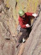 Rock Climbing Photo: P1 of Calypso