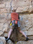 Rock Climbing Photo: Who would be dumb enough to bring trad gear to Jac...
