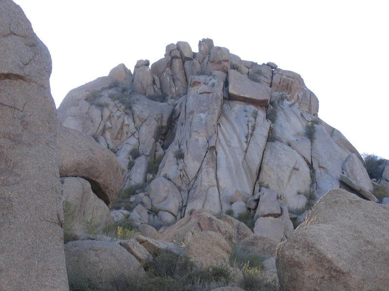 Morrell's Wall