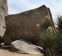 Rock Climbing Photo: Flight Attendant Rock. Photo by Blitzo.